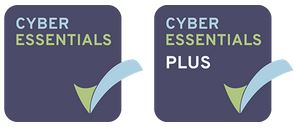 cyber essentials plus logos