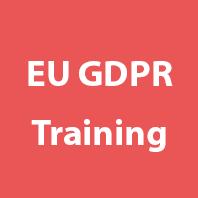 eugdpr training button
